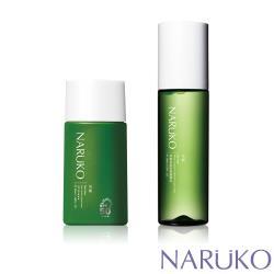 NARUKO 牛爾 茶樹抗痘潤色隔離液SPF50★★★+茶樹抗痘粉刺調理水
