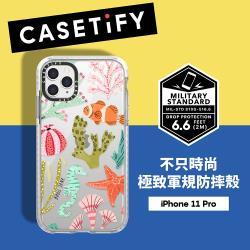 Casetify iPhone 11 Pro 耐衝擊保護殼-海洋奇緣