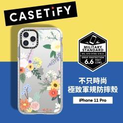 Casetify iPhone 11 Pro 耐衝擊保護殼-艾莉花園