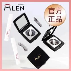 Mlen米蘭睫毛定型套組(Mlen米蘭珀生軟磁恆吸睫毛+Mlen米蘭美睫營養定型精華液)
