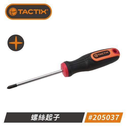 TACTIX-205037十字螺絲起子
