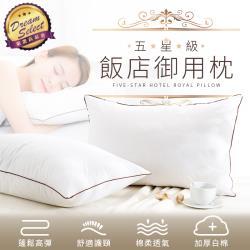 捕夢網-飯店枕頭 枕心 枕芯 透氣舒適 抱枕枕頭 可水洗 頭枕 彈性紓壓護頸枕 助眠