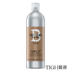 【TIGI提碁】純淨洗髮精750ml