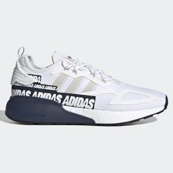 【現貨】ADIDAS ZX 2K BOOST 男鞋 慢跑 休閒 柔軟 緩衝 耐磨 避震 串標 白【運動世界】FX7036