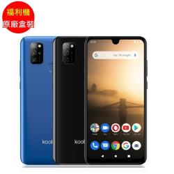 福利品_koobee K60 (4+64) 藍 4G - 九成新