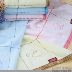 幸福家族 剪絨純棉毛巾 (6條裝)  台灣興隆毛巾製