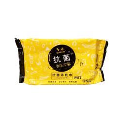 多米DOREME 99.9%抗菌濕紙巾60抽X12包