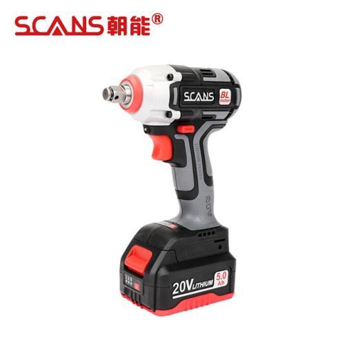 SCANS朝能SC-4180 20V鋰電無刷衝擊扳手