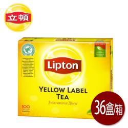 《立頓》黃牌紅茶包2g(3600入/36盒/箱)