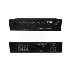 TIW PA-808/80W 專業公共廣播擴大機