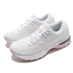Asics 慢跑鞋 GT-2000 9 運動休閒 女鞋 亞瑟士 支撐型 減震 柔軟 穩定 白 粉 1012A859100 [ACS 跨運動]