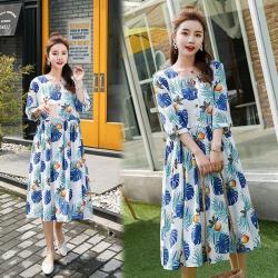 韓國K.W. 夏氛近期熱銷洋裝