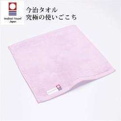 【白雲HACOON】今治雲上方巾-珍珠紫