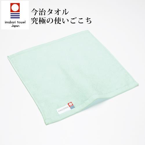 【白雲HACOON】今治雲上方巾-嬰兒藍