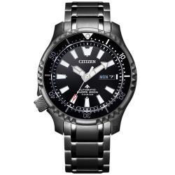 CITIZEN 星辰 PROMASTER 鈦 鋼鐵河豚EX限量潛水機械錶(NY0105-81E)