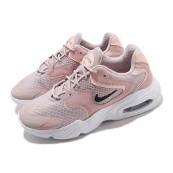 Nike 休閒鞋 Air Max 2X 運動 女鞋 氣墊 舒適 避震 簡約 球鞋 穿搭 粉 白 CK2947600 [ACS 跨運動]
