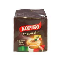 【印尼】KOPIKO 三合一即溶咖啡系列 (卡布奇諾)X12包