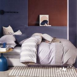 BUTTERFLY-純棉四件式被套床包組-米爾頓(加大)