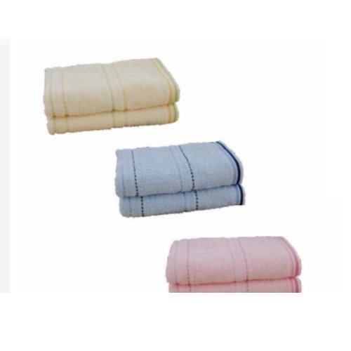 橫紋素雅純棉毛巾#26(12條整打裝)
