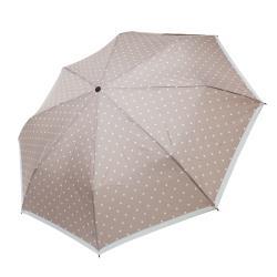 RAINSTORY雨傘-摩卡點點抗UV個人自動傘