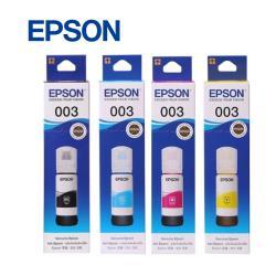 EPSON T00V系列原廠四色墨水組合包(1黑3彩)