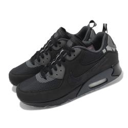 Nike 休閒鞋 Air Max 90 UNDFTD 男鞋 經典款 聯名 柵欄 質感 球鞋 穿搭 黑 白 CQ2289002 [ACS 跨運動]