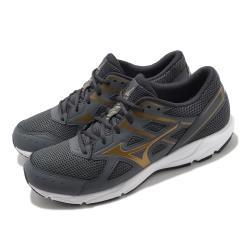 Mizuno 慢跑鞋 Spark 6 運動 男鞋 美津濃 輕量 透氣 舒適 避震 灰 白 K1GA210350 [ACS 跨運動]