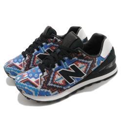 New Balance 休閒鞋 574 Ricardo Seco 男女鞋 紐巴倫 經典款 舒適 簡約 球鞋 穿搭 黑 彩 UL574RS2D