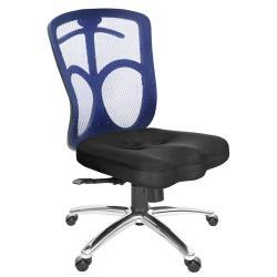 GXG 短背美臀 電腦椅 (無扶手/鋁腳) TW-115 LUNH