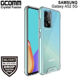 GCOMM Galaxy A52 5G 晶透軍規防摔殼 Crystal Fusion