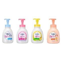 日本【花王】 弱酸性 新生兒用泡沫沐浴乳