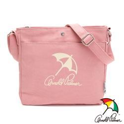 Arnold Palmer - 斜背包 經典LOGO系列 - 粉色