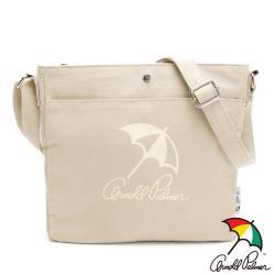 Arnold Palmer - 斜背包 經典LOGO系列 - 白色