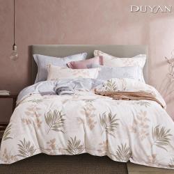 DUYAN竹漾- 天絲雙人床包被套四件組-半月霞光