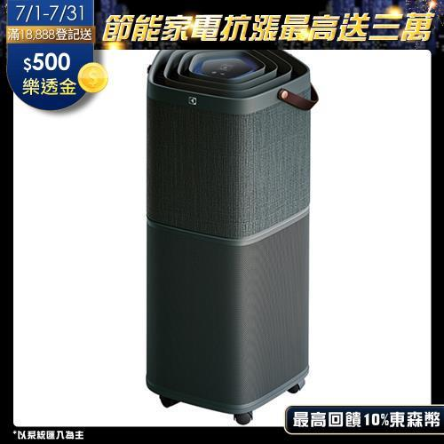 Electrolux伊萊克斯 PURE A9高效能抗菌空氣清淨機PA91-606DG 適用22坪內
