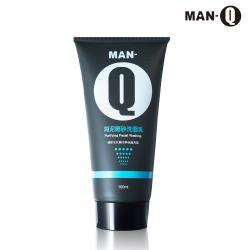 任-MAN-Q 海泥磨砂洗面乳100ml