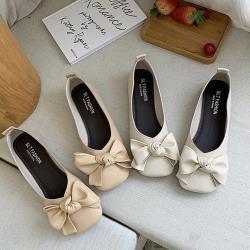 【Alice】復古淑女通勤鞋(休閒鞋/平底鞋)