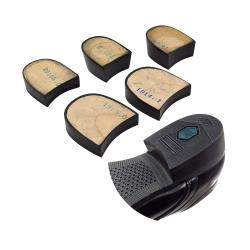 糊塗鞋匠 優質鞋材 N14 皮鞋木跟 1雙