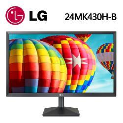 LG樂金24MK430H-B24型IPS面板液晶螢幕
