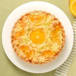 亞尼克 6吋美式派塔 橙香起司酥波蘿(任選)