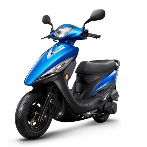 KYMCO 光陽 GP 125 鼓剎 新式樣 七期車(2021新車) -12期