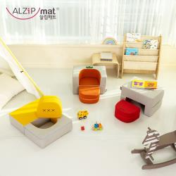 【ALZiPmat 】韓國蔬菜水果小沙發 / 寶貝專屬沙發 - 三款可選