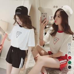 【韓國K.W.】(預購) 韓流簡單美學套裝褲