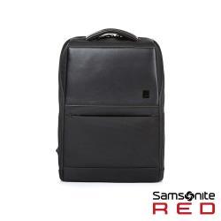 Samsonite RED WAIDEN拼接時尚商務筆電後背包15.6