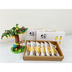 【埔心鄉農會】金蜜急凍芒果冰(600公克)手提禮盒-3盒組