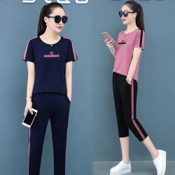 【韓國K.W.】(預購) 韓時尚玩酷帥氣套裝褲