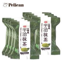 Pelican 宇治抹茶綿密泡泡皂80gX8入