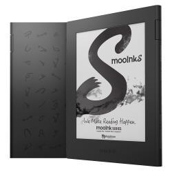 3/31-7/10新品上市活動送好禮!!!mooInk S 6吋電子書閱讀器 (硯墨黑)
