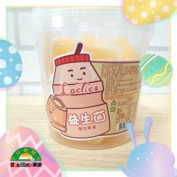 【漢碩食品】益生菌風味果凍6桶/組