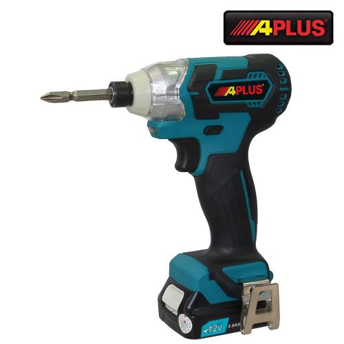 APLUS - 12V 充電式無碳刷 衝擊起子機 - AE-DLS-AMK111